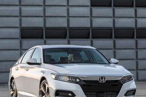 Honda Accord 2019 ra mắt: Chờ về Việt Nam 'so găng' với Toyota Camry