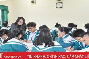 Tác giả học đường - đội ngũ tiềm năng kế cận văn chương Hà Tĩnh