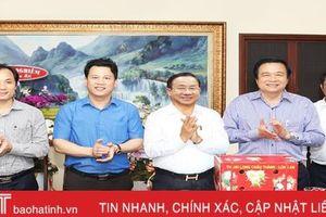 Lãnh đạo Hà Tĩnh trao đổi kinh nghiệm cải cách hành chính, phát triển kinh tế với tỉnh Long An