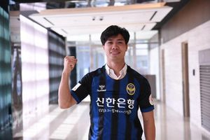 Công Phượng dự bị trong ngày Incheon United chính thức ra trận tại K-League 2019