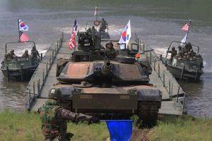 Mỹ thu hẹp quy mô các cuộc tập trận quân sự với Hàn Quốc