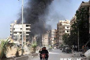 OPCW: Chất Clo được sử dụng tại thị trấn Douma của Syria