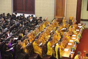 Đào tạo tăng tài là mạng mạch Phật pháp