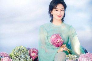 Choáng ngợp với nhan sắc của các nữ minh tinh Hoa ngữ: Dương Mịch thanh lịch, Trương Quân Ninh - Angela Baby quyến rũ