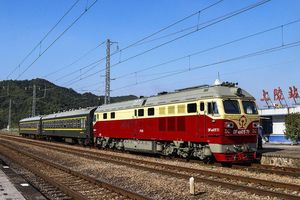Bất ngờ với đầu máy tàu hỏa Lãnh đạo Triều Tiên Kim Jong-un sử dụng trong chuyến công du đến Việt Nam