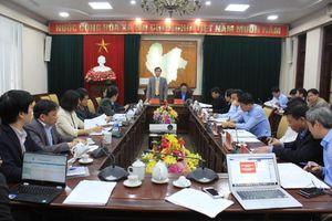 Thứ trưởng Trần Quý Kiên: Thái Nguyên đã góp nhiều ý kiến đúng, trúng trong lĩnh vực quản lý tài nguyên khoáng sản