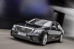Mercedes-Benz 'khải tử' động cơ V12 6.0L tăng áp kép