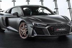 Động cơ V10 FSI tròn 10 'tuổi', Audi tung siêu phẩm R8 phiên bản giới hạn