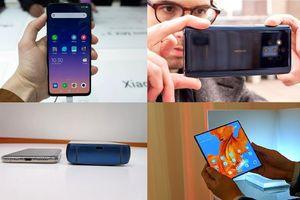 Những mẫu điện thoại độc đáo, hiện đại nhất hiện nay