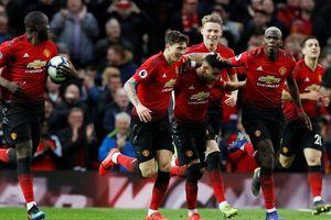 Lukaku lập cú đúp, MU ngược dòng trước Southampton và trở lại top 4