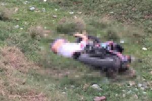 Nam thanh niên chết cạnh xe máy bên bờ đê ở Hưng Yên