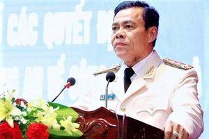 Nguyên chỉ huy biên phòng giữ chức Giám đốc Công an Hà Tĩnh