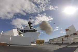 Mỹ mang đạn 57mm đến Biển Đông