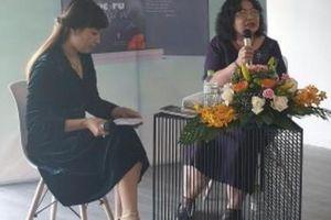 Nhà thơ Kim Nhũ ra mắt tập thơ đầu tay 'Khúc ru lại về'