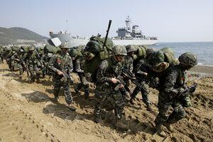 Hàn Quốc và Mỹ quyết định ngừng các cuộc tập trận mùa xuân