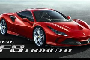Ferrari hé lộ siêu xe F8 Tributo kế nhiệm 488 GTB
