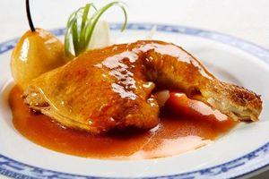 Món ngon mỗi ngày: Cuối tuần làm gà nướng ngũ vị đãi cả nhà