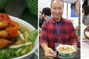 Ẩm thực Việt tăng điểm sau thượng đỉnh