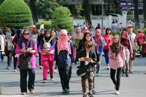 Tháng 2 lập kỷ lục về lượng khách quốc tế đến Việt Nam
