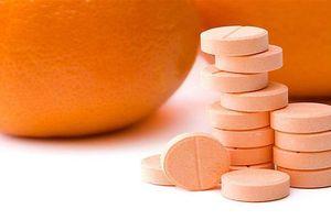 Cẩn thận khi dùng Vitamin C