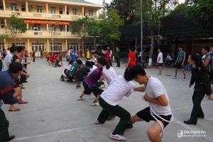 Nghệ An: Sôi nổi giải thể thao kỷ niệm 60 năm Ngày truyền thống BĐBP