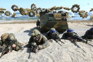 Mỹ - Hàn Quốc tuyên bố hủy tập trận chung