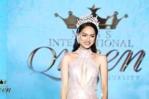 Đẹp tựa nữ thần, hoa hậu Hương Giang vẫn thú nhận: 'May quá, tôi không thi MIQ năm nay'?