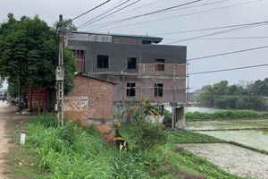 Xã Hướng Đạo (Tam Dương - Vĩnh Phúc): Đất nông nghiệp bị lấn chiếm vô tội vạ