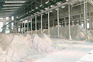 Xử lý bã thải thạch cao PG thành thạch cao nhân tạo: Cần chính sách hỗ trợ tiêu thụ