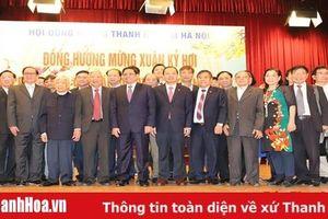 Ban Liên lạc đồng hương Thanh Hóa tại Hà Nội gặp mặt đầu xuân