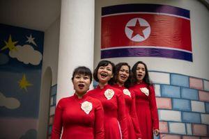 Hình ảnh ấn tượng về Thượng đỉnh Mỹ-Triều lần 2 trên báo chí quốc tế