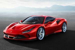 Ferrari ra mắt F8 Tributo thay thế 488 GTB