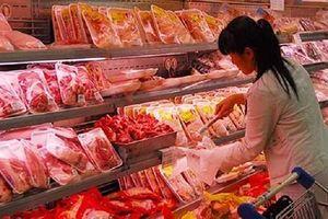 Giá thịt lợn sụt giảm mạnh