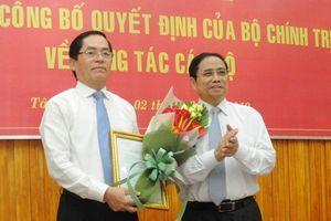 Ông Phạm Viết Thanh làm Bí thư Tây Ninh
