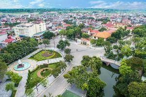 Duyệt chỉ giới đường đỏ đường từ phố Quang Trung đến cổng làng Vân Gia, thị xã Sơn Tây