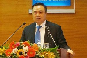 Chủ tịch PVN Trần Sỹ Thanh được Bộ Chính trị chuẩn y chức danh mới