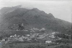 Ảnh cực độc chưa tiết lộ về Sa Pa thập niên 1920