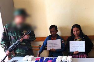 Bắt vụ vận chuyển 12.000 viên ma túy tổng hợp từ Lào vào Việt Nam