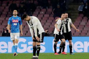Thắng Napoli, Juventus thẳng tiến đến ngôi vô địch Serie A