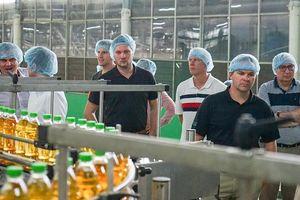 Tân Hiệp Phát đón nhiều doanh nghiệp xuất khẩu đậu nành Canada
