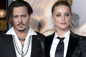Johnny Depp kiện vợ cũ tội phỉ báng, đòi bồi thường 50 triệu USD