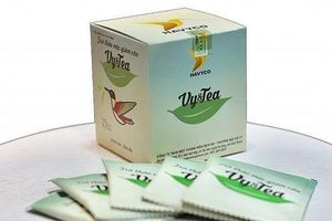 Thu hồi lô Trà thảo mộc Vy&Tea bị phát hiện có chất cấm