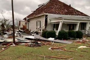 Lốc xoáy ở Mỹ, ít nhất 23 người thiệt mạng