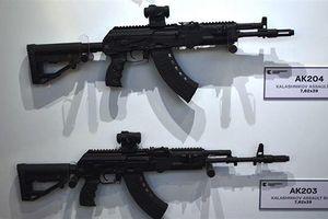Nga, Ấn Độ hợp tác sản xuất hơn 700.000 súng trường AK-203