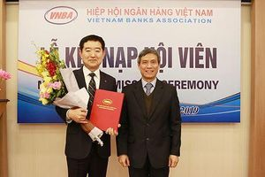 LOTTEFinance chính thức trở thành hội viên Hiệp hội Ngân hàng Việt Nam