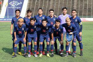 Thái Lan dùng đội hình tốt nhất đấu U23 Việt Nam