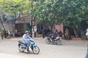 Hai cháu bé may mắn thoát nạn trong vụ thảm án ở Nam Định