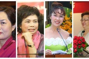 Bốn lãnh đạo ngân hàng lọt top 50 phụ nữ ảnh hưởng nhất Việt Nam năm 2019