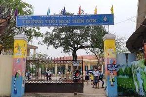 Thầy giáo chủ nhiệm bị tố dâm ô 13 học sinh nữ ở Bắc Giang