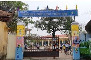 Họp khẩn nghi án thầy giáo dâm ô 13 học sinh nữ ở Bắc Giang